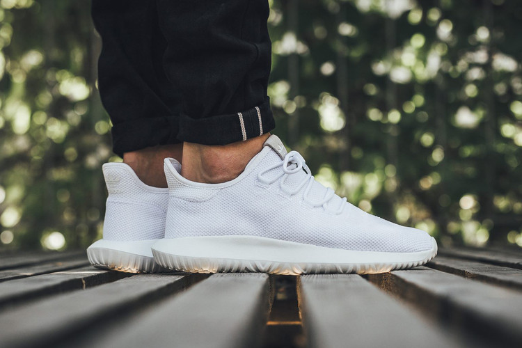 88d51c5f3 The adidas Originals Tubular Shadow Gets Reworked in All-White