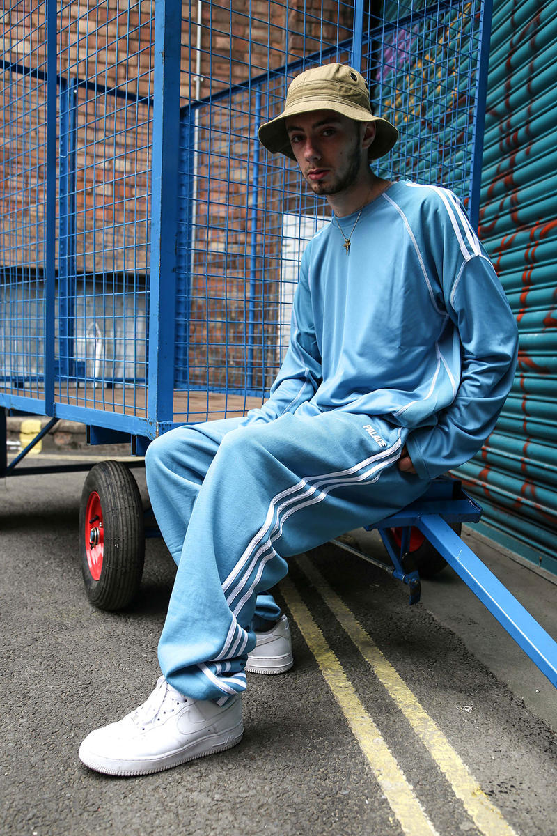 Palace x adidas Originals 2017