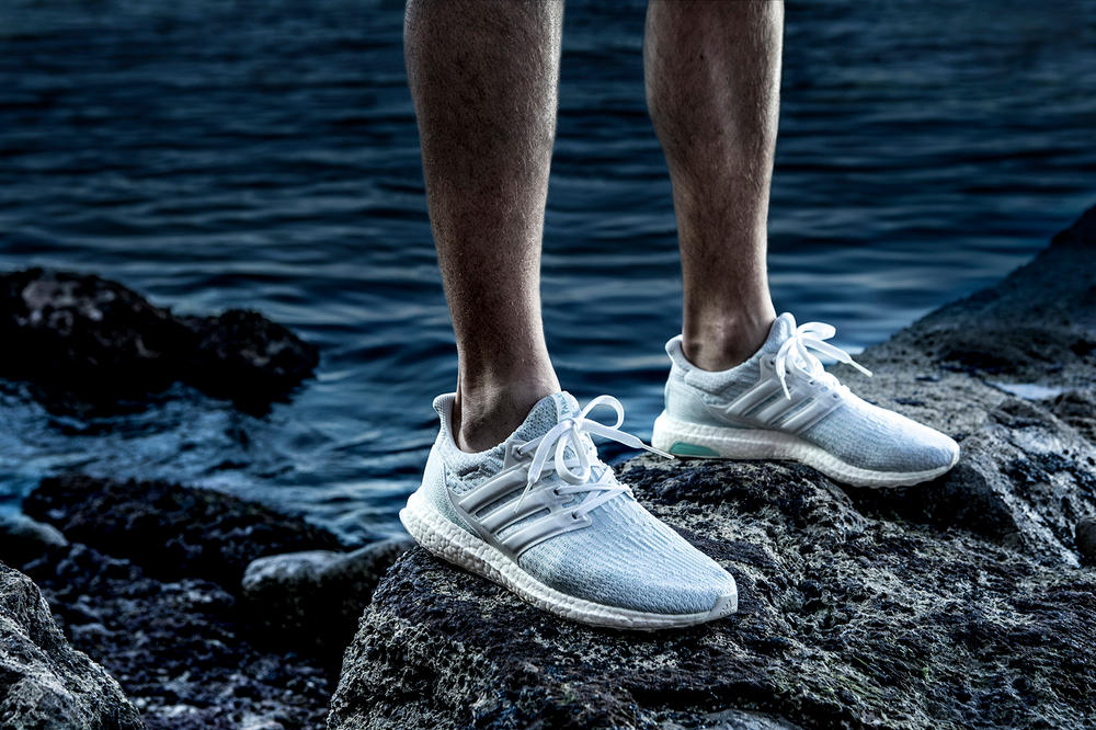 adidas Parley Ultra BOOST 3 0 Uncaged X Coral Bleaching White