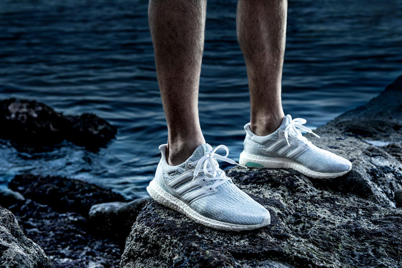 huge selection of bc805 6d3c1 adidas & Parley Unveil White UltraBOOSTs | HYPEBEAST