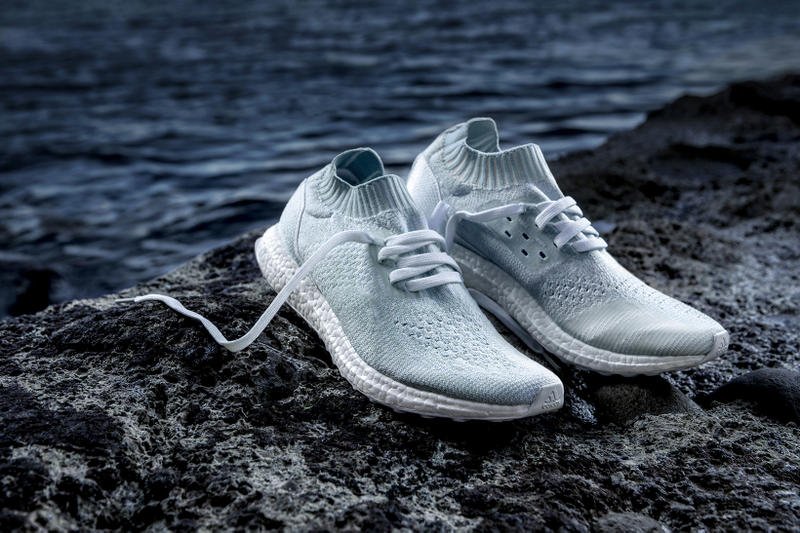 e810d57ed adidas Parley Ultra BOOST 3 0 Uncaged X Coral Bleaching White