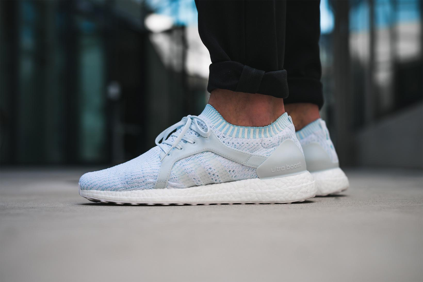 Adidas Parley Ultraboost X Uncaged On Feet Look