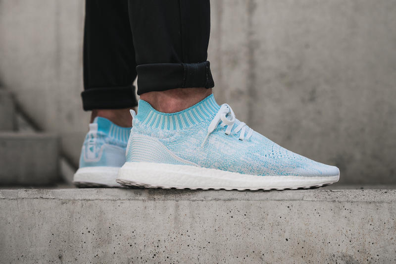 adidas Parley UltraBOOST X Uncaged On-Feet Look