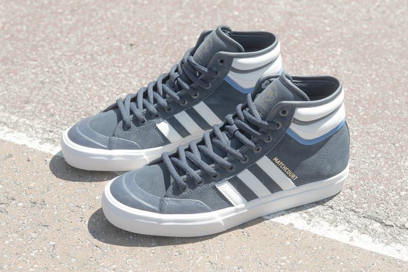 682485b8bf42e0 adidas Skateboarding Matchcourt High RX2