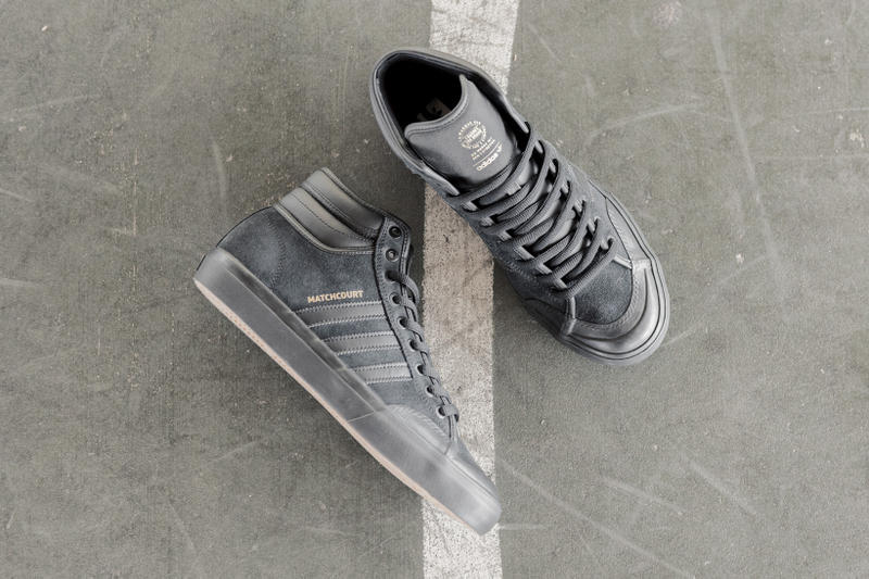 adidas Skateboarding Matchcourt High RX2