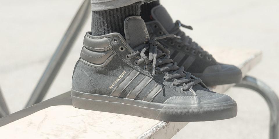adidas Skateboarding Matchcourt High RX2  6c9effc6d
