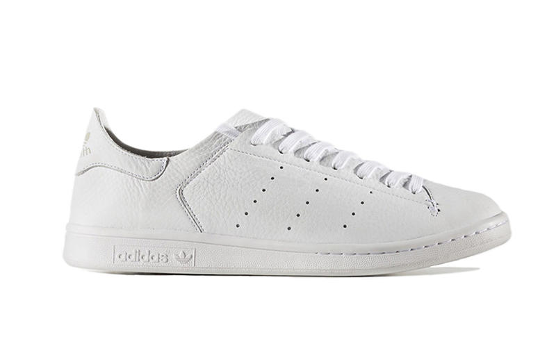 brand new 763d1 5e7bd adidas Originals Stan Smith White Leather Sock | HYPEBEAST