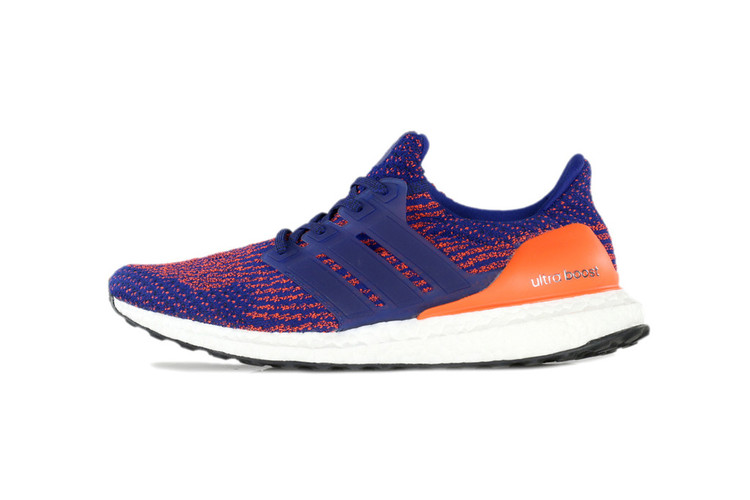 48d99a779cb adidas Brings Purple   Orange Together on Its Latest Colorful UltraBOOST 3.0