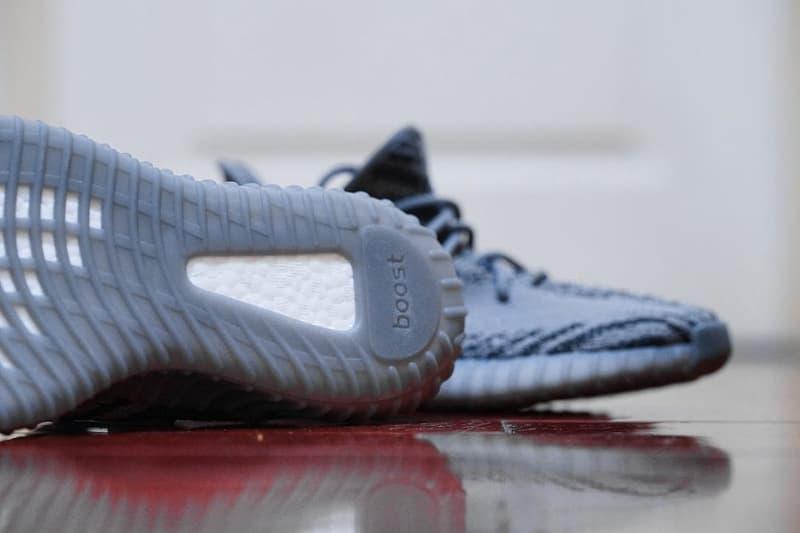 adidas Originals YEEZY BOOST 350 V2 Beluga 2.0 Orange Grey Closer Look Kanye West