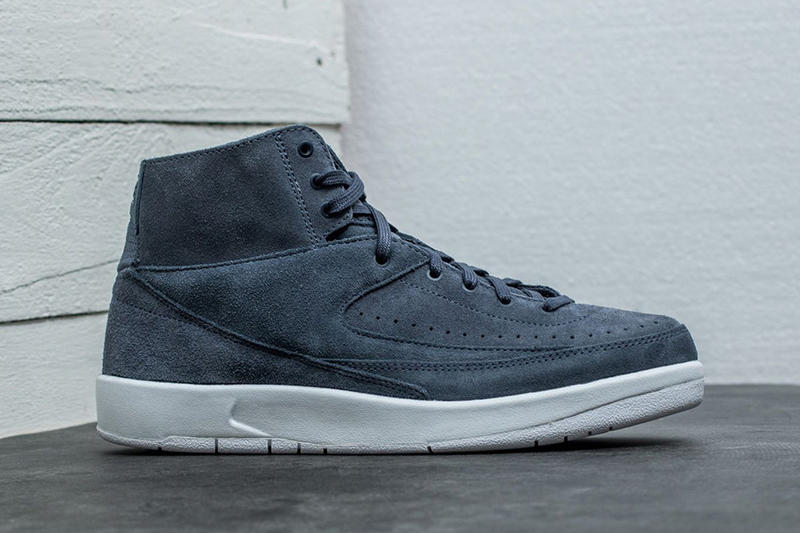 Air Jordan 2 Decon Thunder Blue White Release Date Nike Jordan Brand