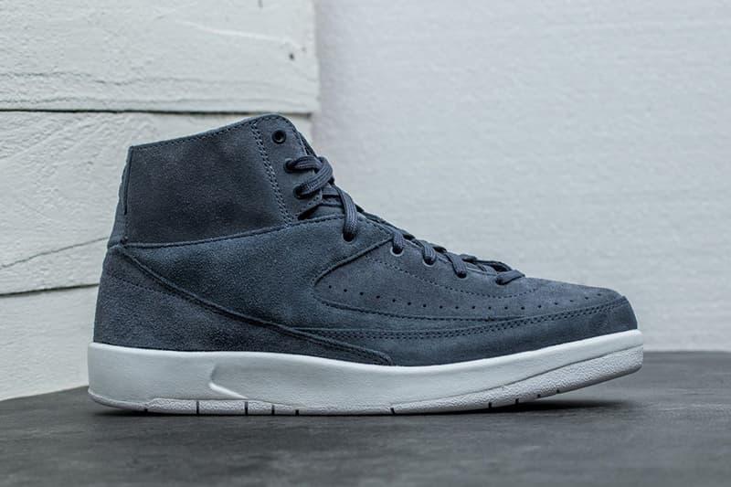 Air Jordan 2 Decon Thunder Blue White Release Date Nike Jordan Brand