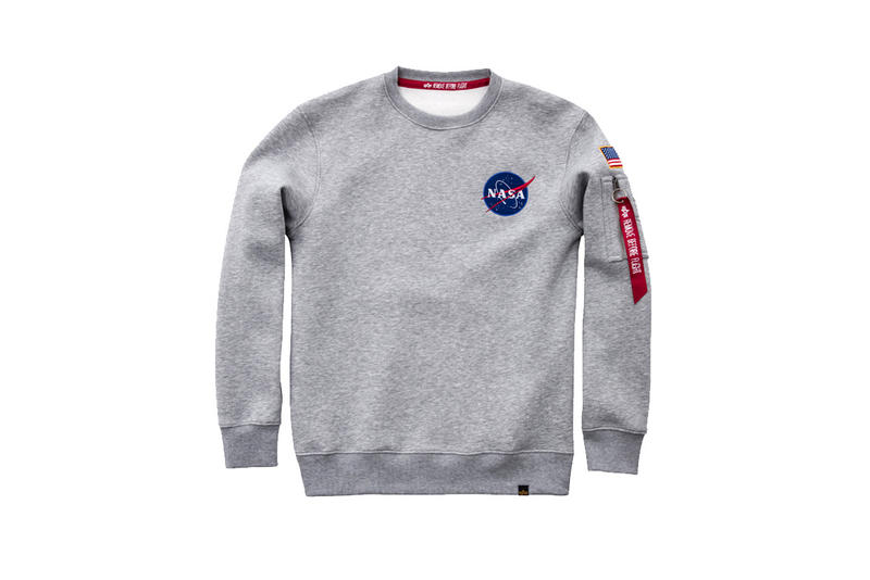Alpha Industries 2017 Fall/Winter NASA