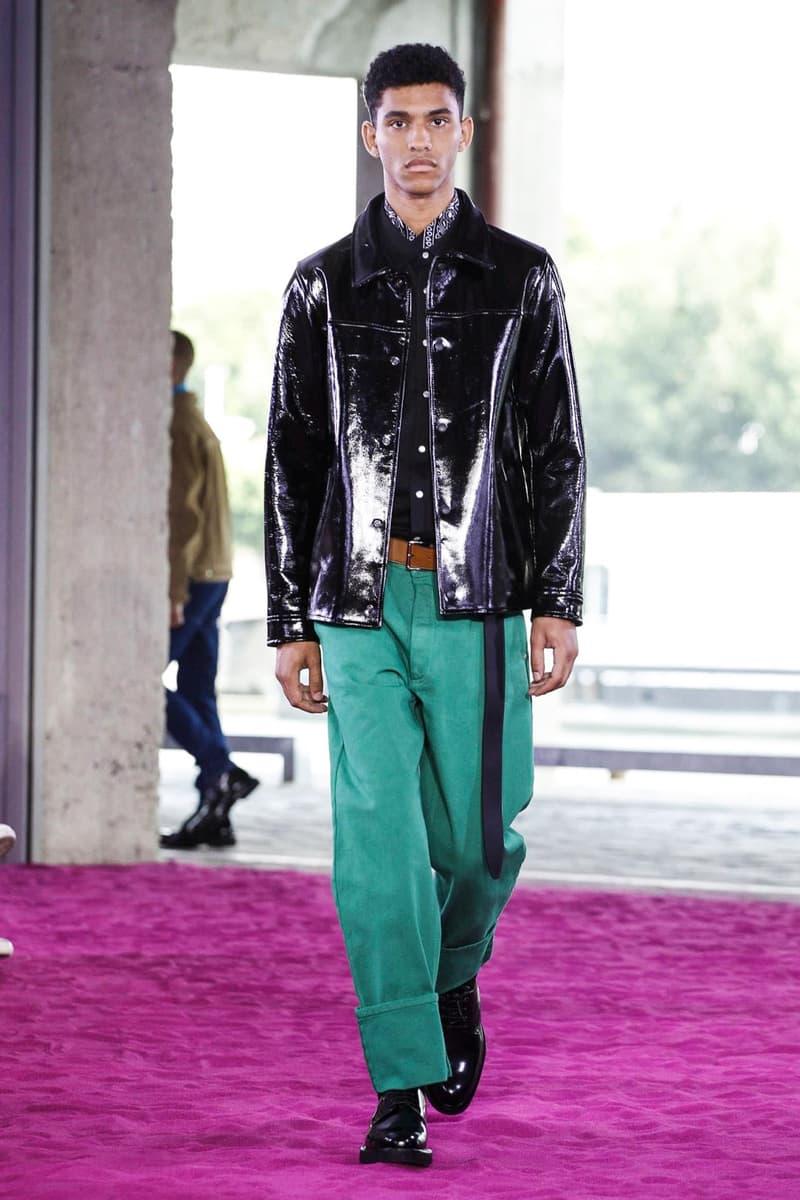 AMI Alexandre Mattiussi 2018 Spring Summer Collection Paris Fashion Week Men's
