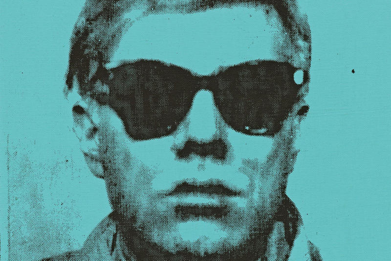 Andy Warhol First Self-Portrait Sotheby's Auction $7 Million USD Artwork Prints