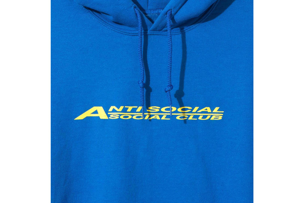 Anti Social Social Club Fall Winter 2018 Teaser Neek