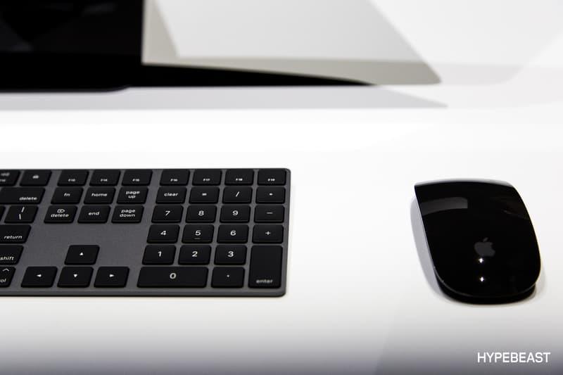 Apple iMac Pro Space Gray WWDC Desktop Black