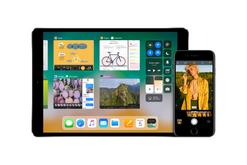 Apple iOS 11 WWDC 2017 Software Technology Tim Cook
