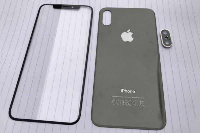 iPhone 8 Apple Design Leak