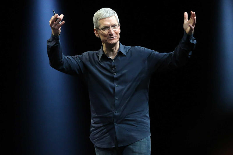 Tim Cook Apple Self-Driving Cars Autonomous Vehicles Software Technology Project Titan
