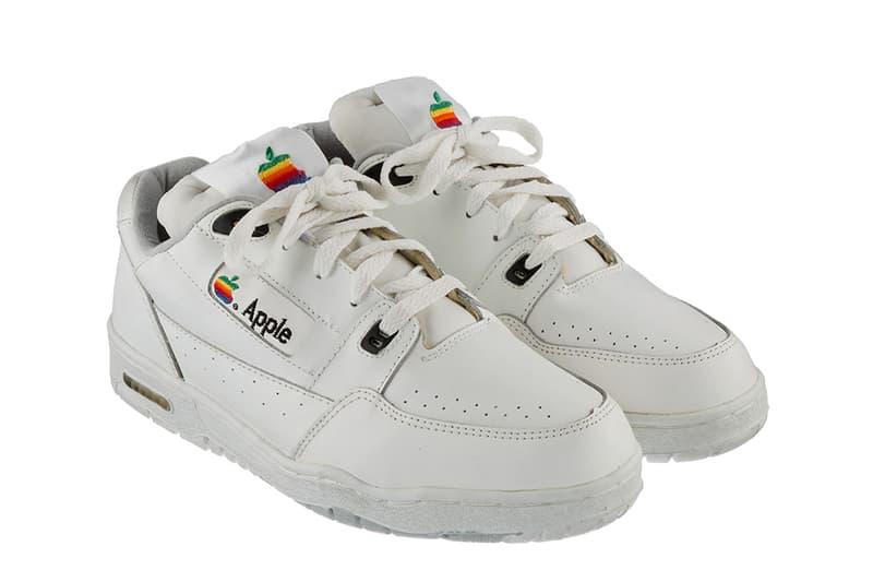 Apple Sneakers eBay Auction Steve Jobs Mac