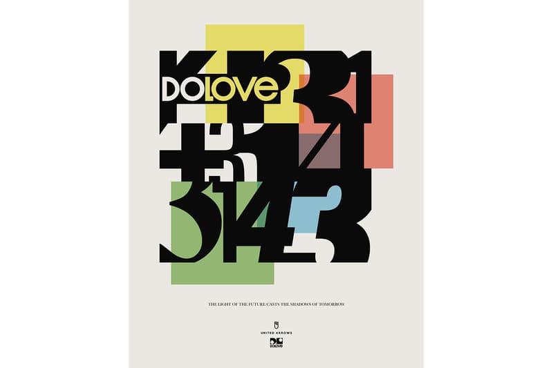 Asato Iida x United Arrows DOLOVE Collection