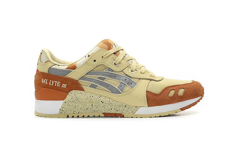 various styles get online modern and elegant in fashion ASICS GEL-Lyte III in Desert & Tiger Camo | HYPEBEAST