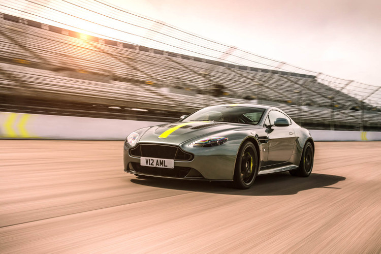 6b916e5b026a5 Aston Martin Unveils Its Speedy AMR Version of the Vantage