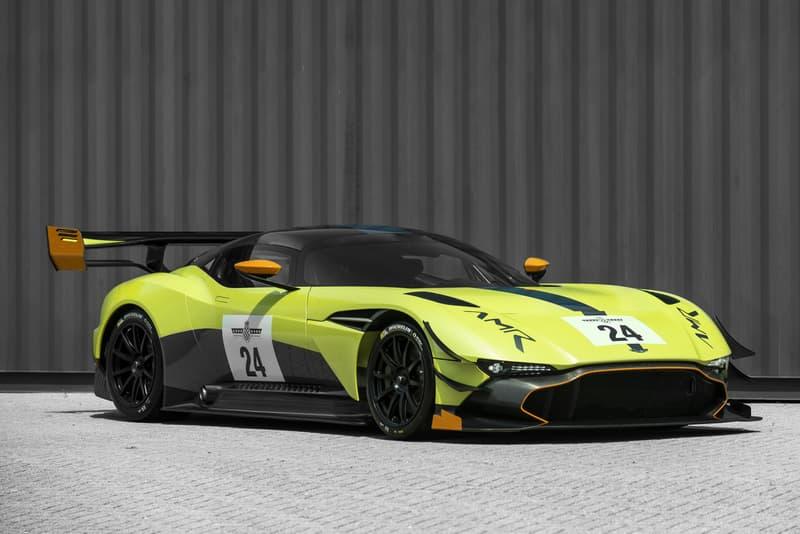 Aston Martin Vulcan AMR Pro | HYPEBEAST