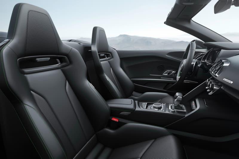Audi R8 V10 Spyder Plus