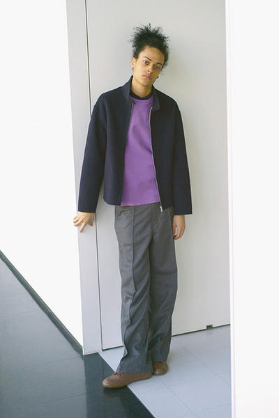 AURALEE 2017 Fall/Winter Collection Lookbook