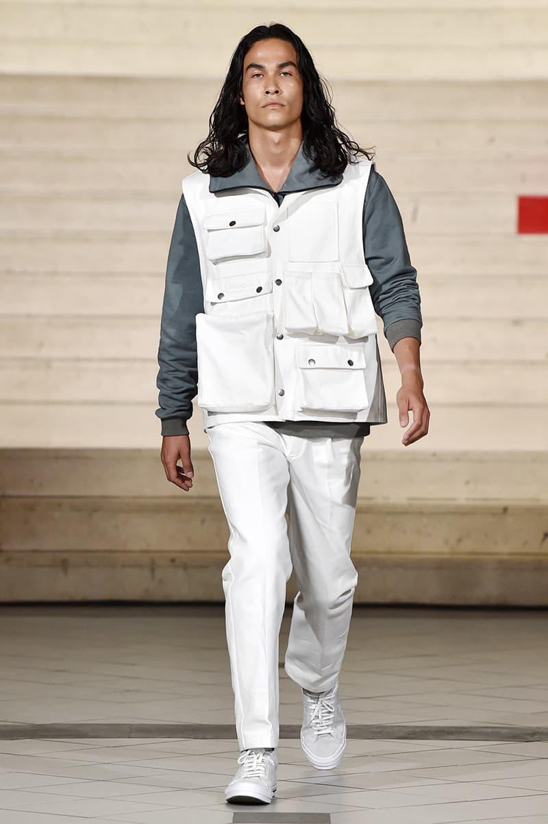 AVOC  2018 Spring/Summer Collection Paris Fashion Week Men's Runway Show