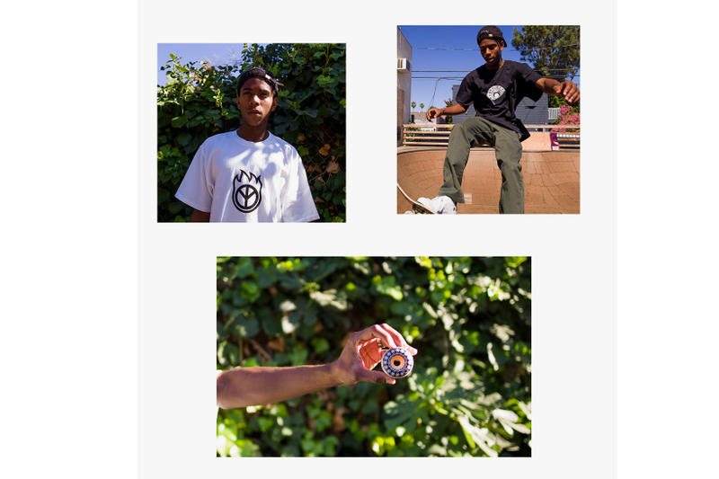 Babylon LA Spitfire Capsule Collection Lookbooks