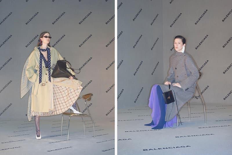 Balenciaga 2017 Fall/Winter Collection Pre-Order Bernie Sanders Lookbooks