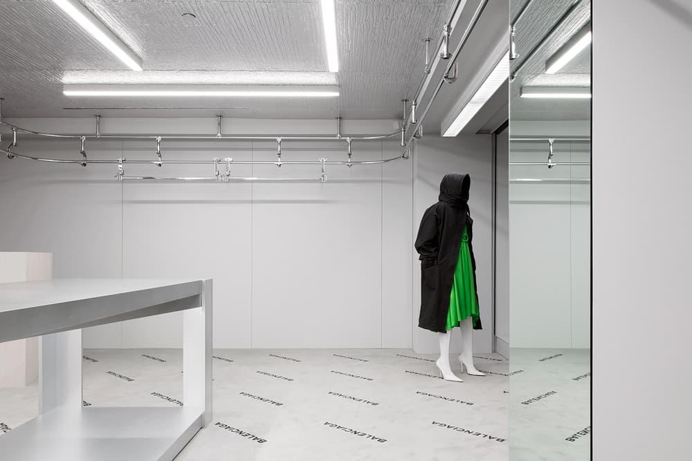 Balenciaga Madison Avenue Store New York City Demna Gvasalia Fashion Luxury Retail Design Architecture