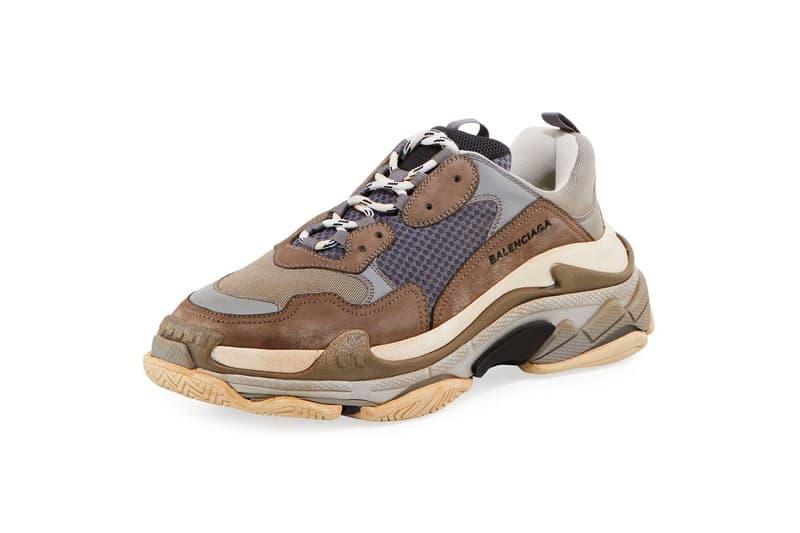 """Balenciaga Triple-S Sneaker """"Gray"""""""