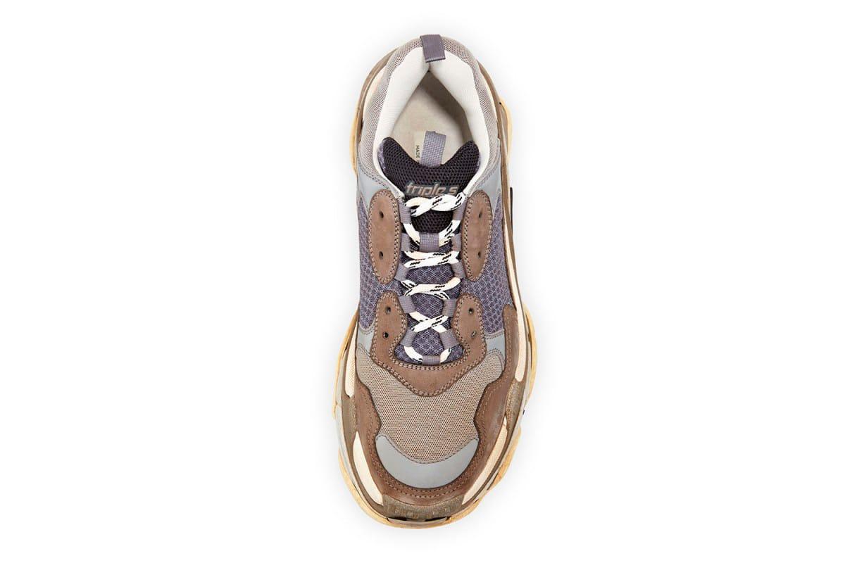 Balenciaga Chunky Triple-S Sneaker