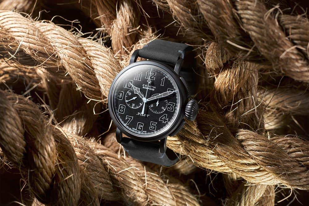 Bamford Watch Department Zenith Watch Customization
