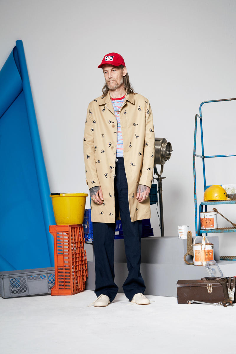 Band Of Outsiders 2018 Spring Summer Collection London Fashion Week Men's