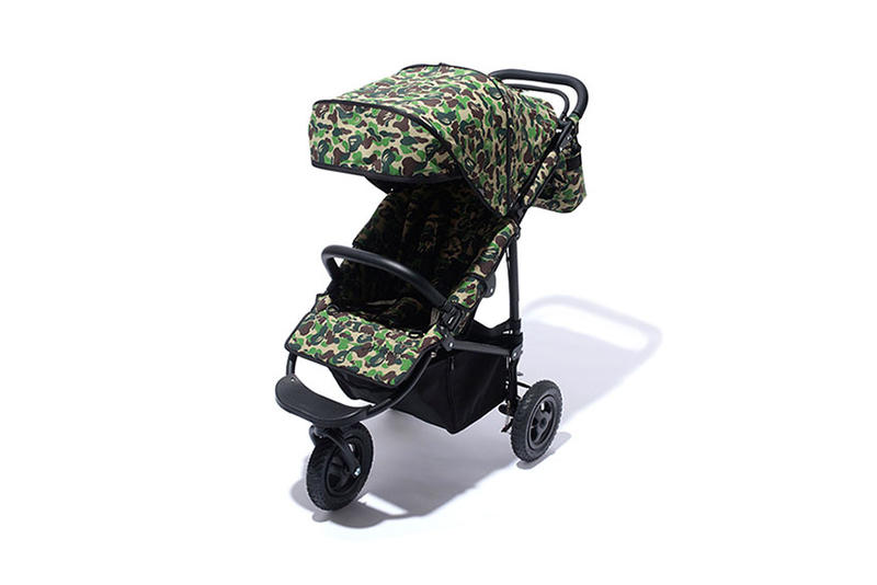 BAPE ABC AirBuggy Baby Stroller A Bathing Ape hypekids