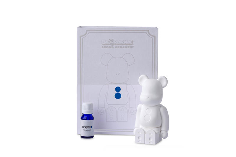 Aroma Ornament colette BE@RBRICK Medicom Toy