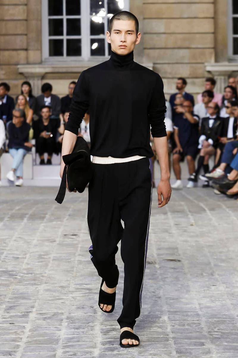 Berluti 2018 Spring/Summer Collection Paris Fashion Week Men's Runway Show