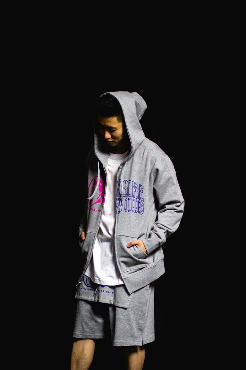Billionaire Boys Club Unidentified 2017 Summer Capsule Fashion Apparel Clothing Streetwear