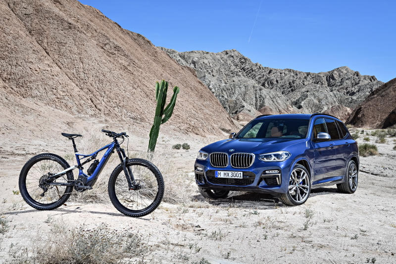 Bmw X Specialized Turbo Levo Fsr 6fattie Hypebeast