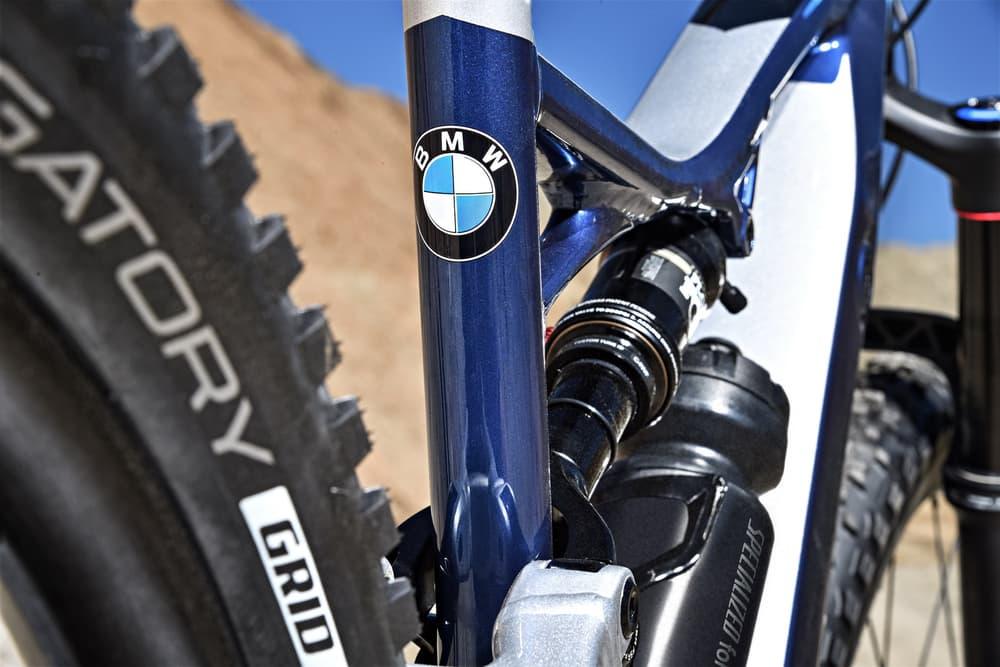 BMW Specialized Turbo Levo FSR 6Fattie Bike