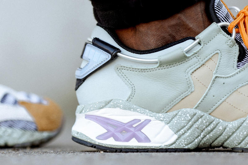 Bodega ASICS Gel Mai Underground Closer Look