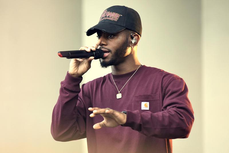 Bryson Tiller Travis Scott NYC Show True To Self Trapsoul goosebumps