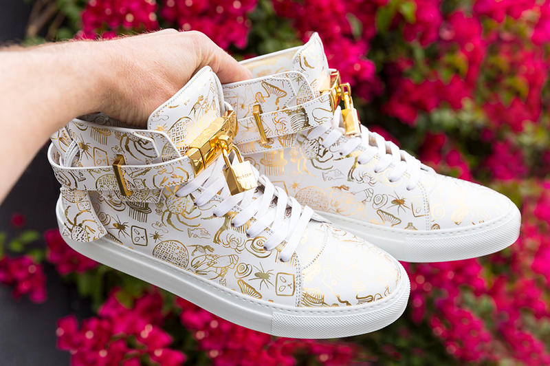 BUSCEMI x The Selby 100mm