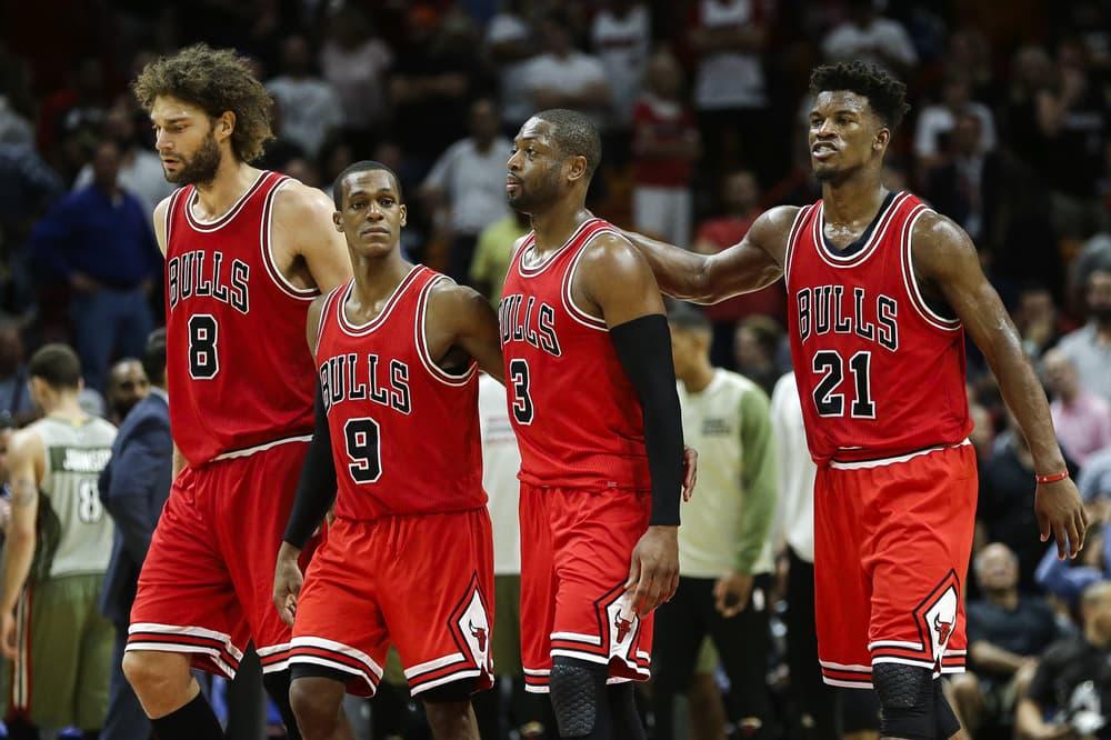 chicago bulls united center Millennium Park nba basketball city guide windy dwyane wade jimmy butler rajon rondo