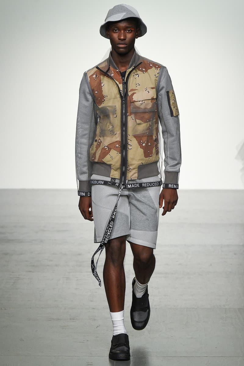 Christopher Raeburn 2018 Spring Summer Collection London Fashion Week Men's