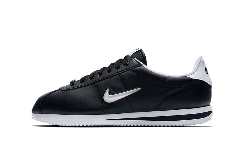 b3e5f5abb3c5 Two More Classic Nike Cortez Jewel Swooshes This Summer Bill Bowerman Black  Diamond 1972 track shoe